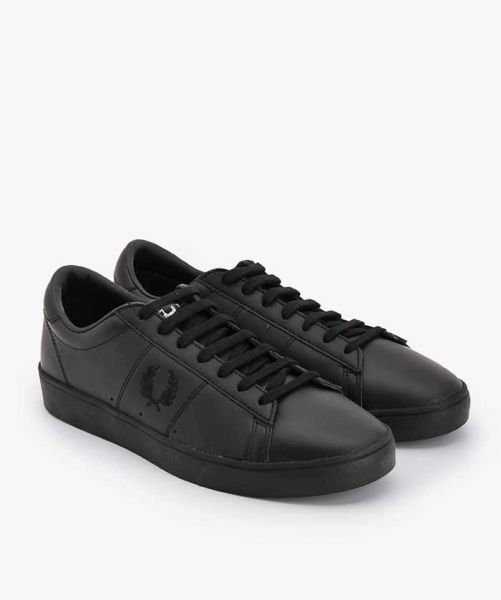 FRED PERRY SPENCER LEA B8221 Black