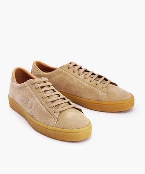 FRED PERRY SPENCER LEA B1188 Beige