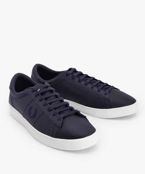 FRED PERRY SPENCER LEA B8221 Navy