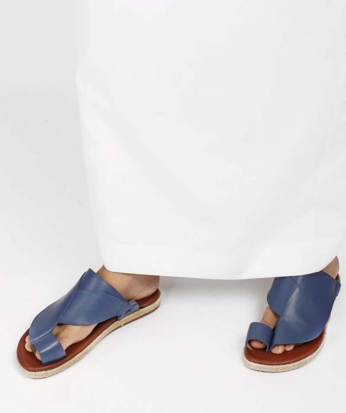 Shargy Leather Sandal